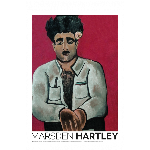 Marsden Hartley, Adelard the Drowned, Master of the