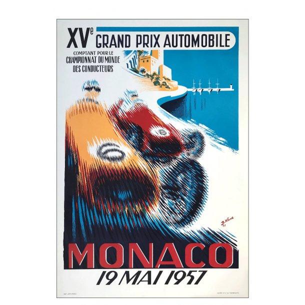 Formel 1 - Monaco 1957