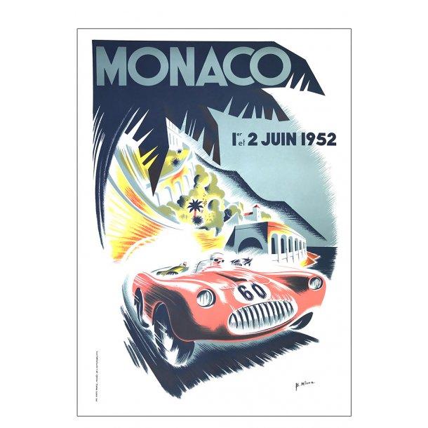 Formel 1 - Monaco 1952
