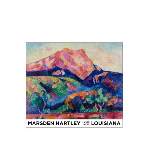 Marsden Hartley, Mont Saint-Victoire 1927