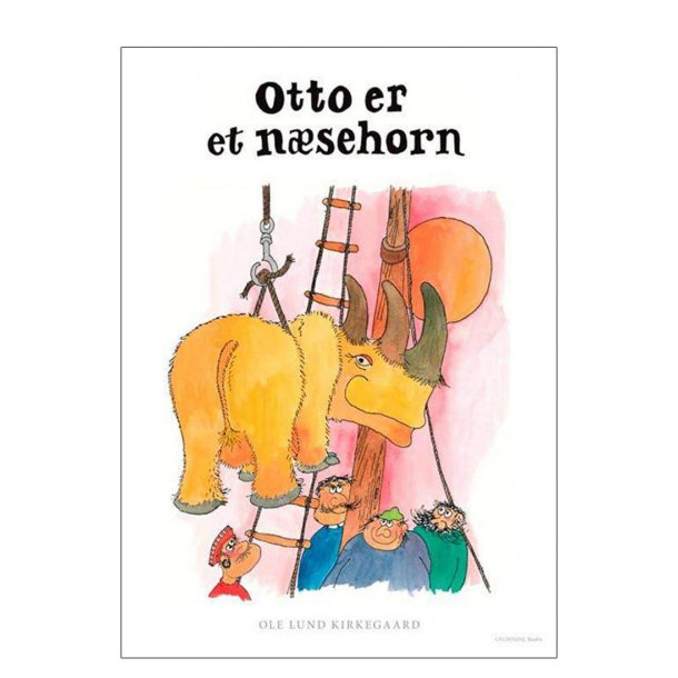 Otto er et næsehorn III