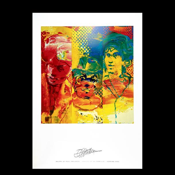 Paul Smulders plakat