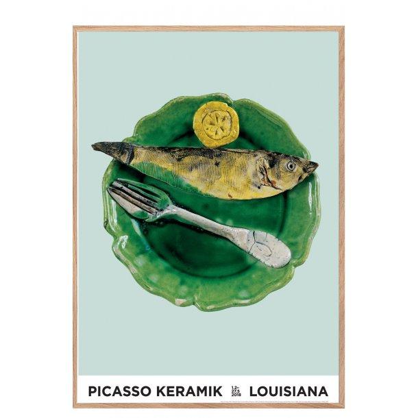 Picasso keramik, mint