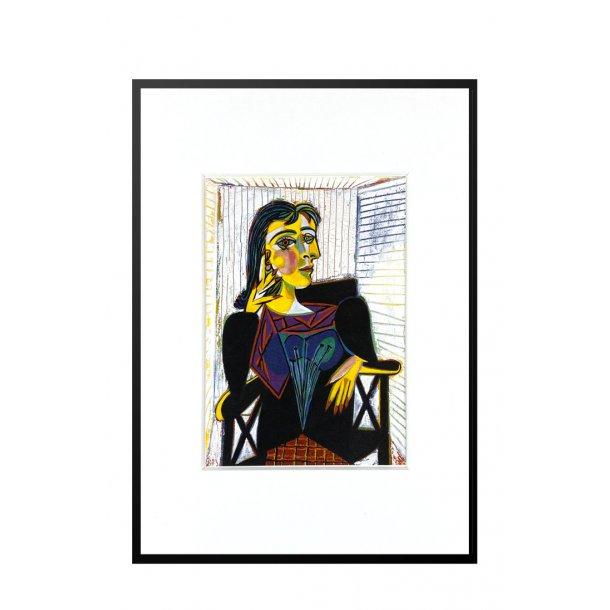 Lille Picasso – Portrait de Dora Maar