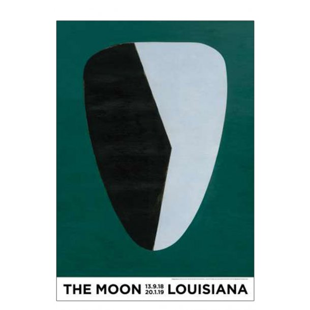 The moon - Wolfgang Paalen