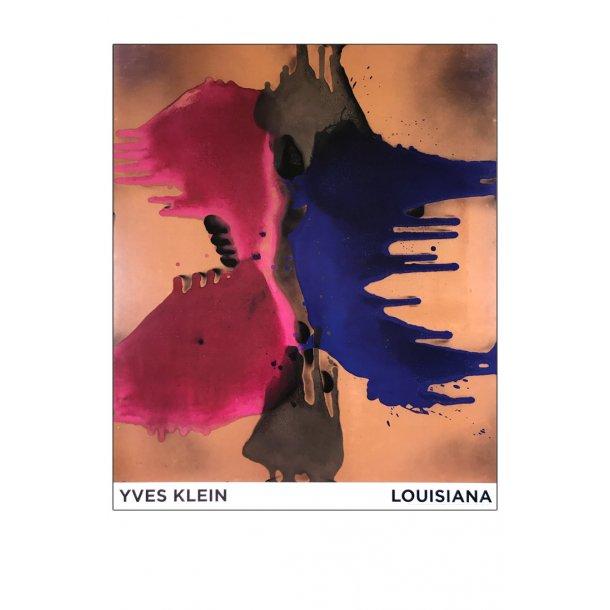 Yves Klein, Louisiana