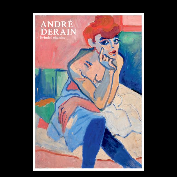 André Derain. Kvinde i chemise