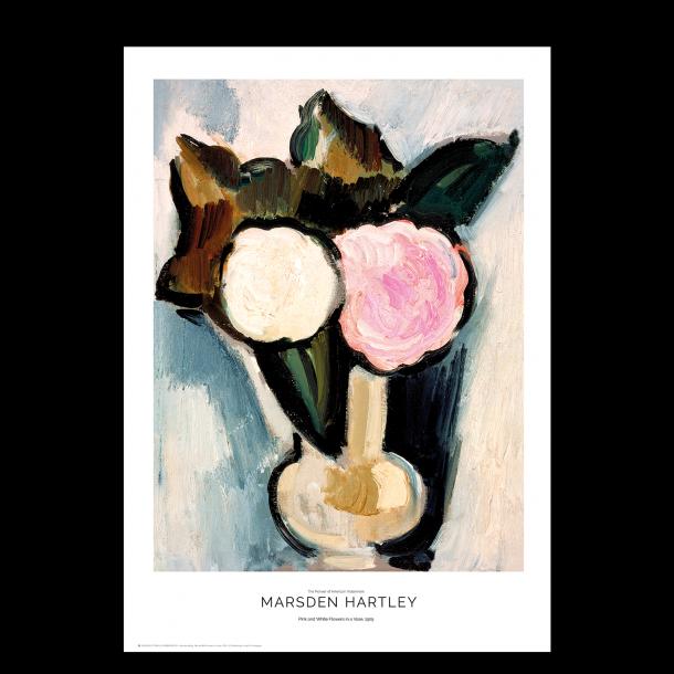 Marsden Hartley, Flowers in a Vase