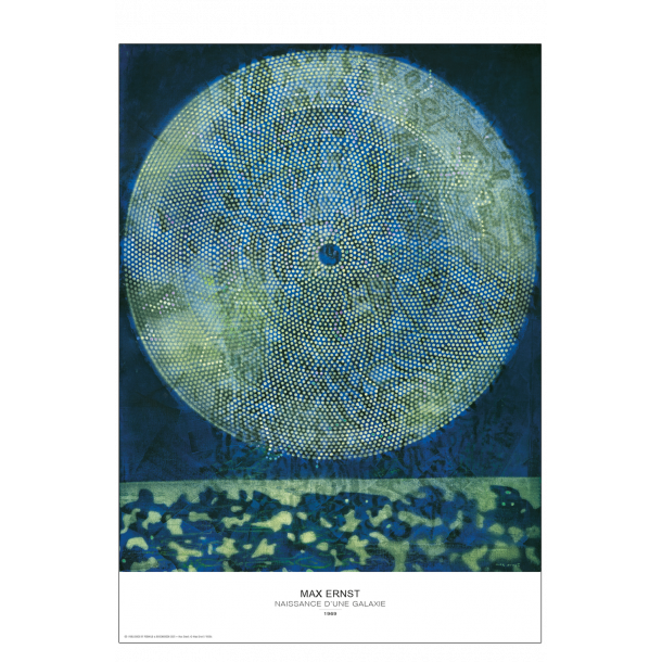 Naissance d'une galaxie, 1969 (The moon).