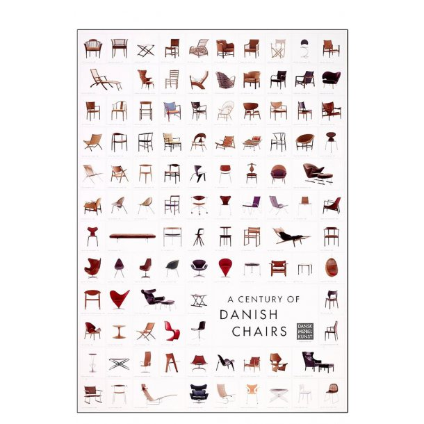 A century of danish chairs