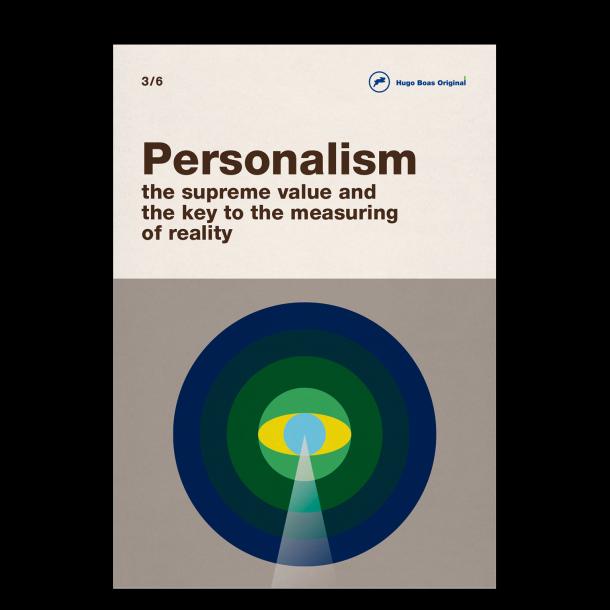 Personalism. Hugo Boas