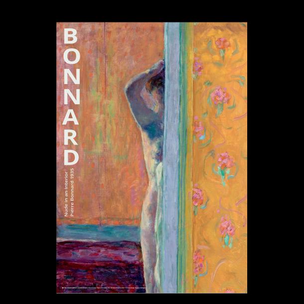 Nude in the interior, Pierre Bonnard