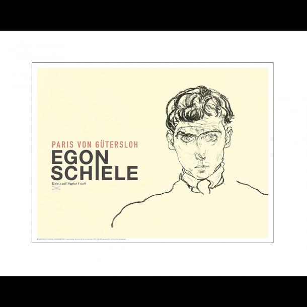 Egon Schiele. Paris von Gütersloh