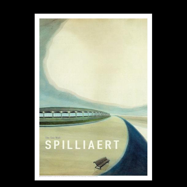 The sea wall. Léon Spilliaert