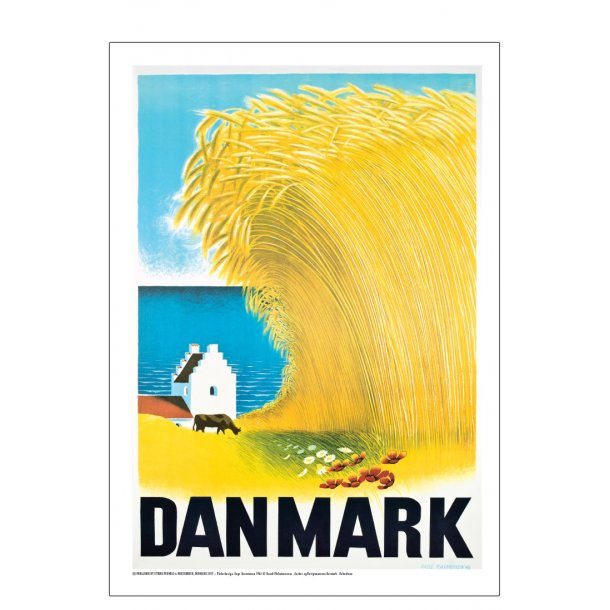 Danmark plakat (1946)