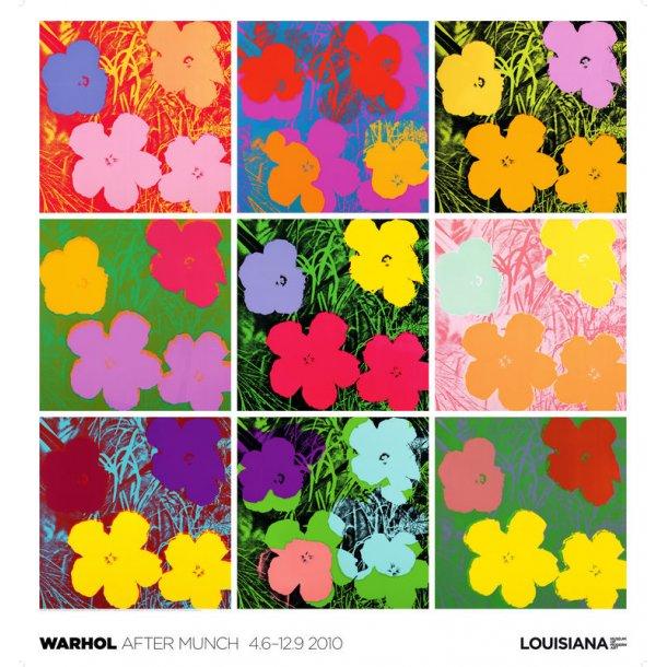 Andy Warhol, Louisiana