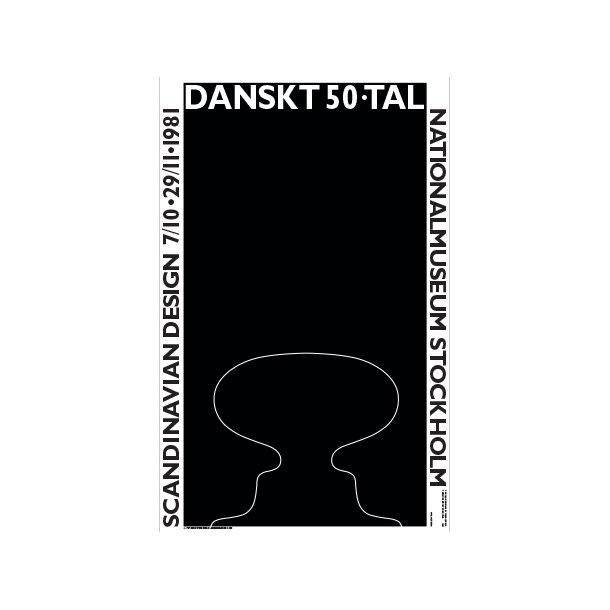 Bonfils, Dansk 50-tal - Stol
