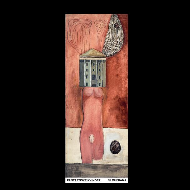 Femme Maison. Louise Bourgeois.