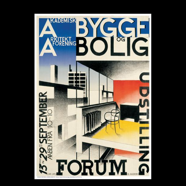 Andersen, Akademisk Arkitektforening Bygge- og Boligudstiling