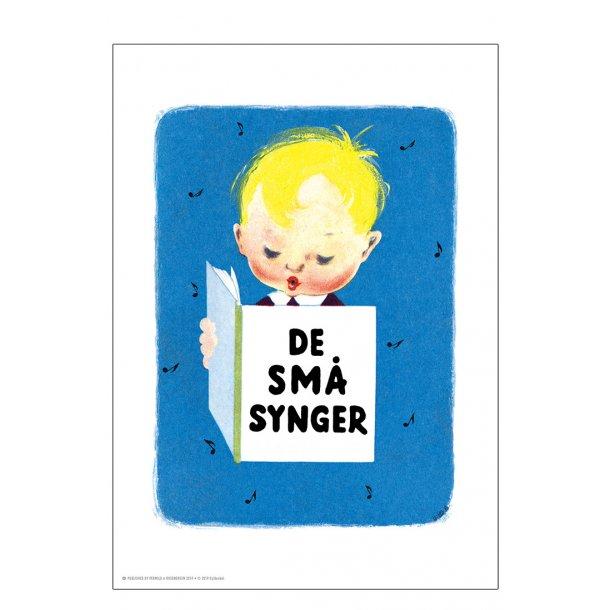 De små synger, Gyldendal