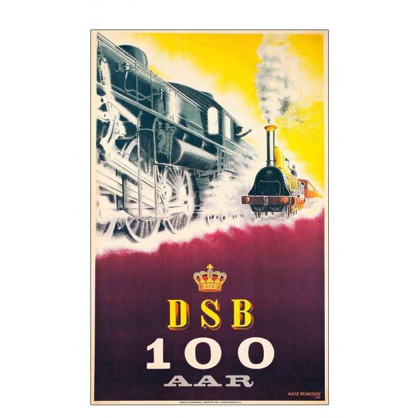 Rasmussen DSB 100 år