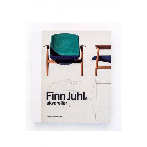 Finn Juhls Akvareller (Bog DK)