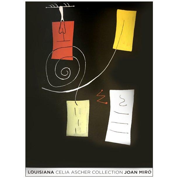 Joan Miro, Louisiana