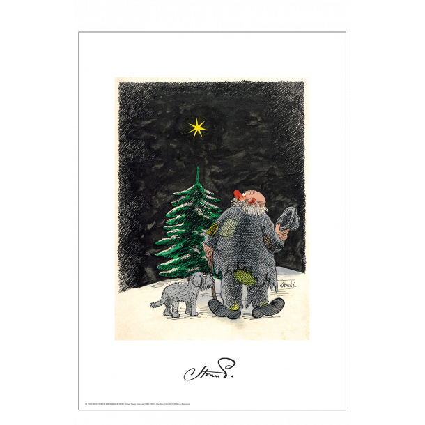 P, Juleaften
