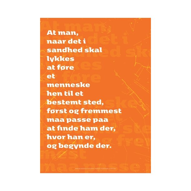 Søren Kierkegaard Citat / 2