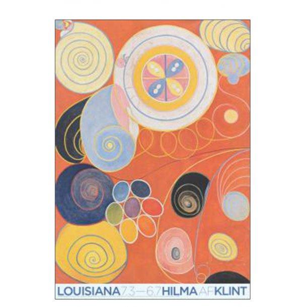 Hilma af Klint, Ynglingaåldern 1907, Louisiana