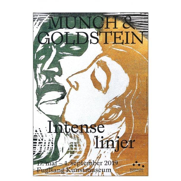 Intense linjer – Munch & Goldstein