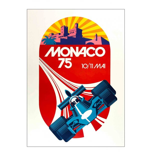 Formel 1 - Monaco