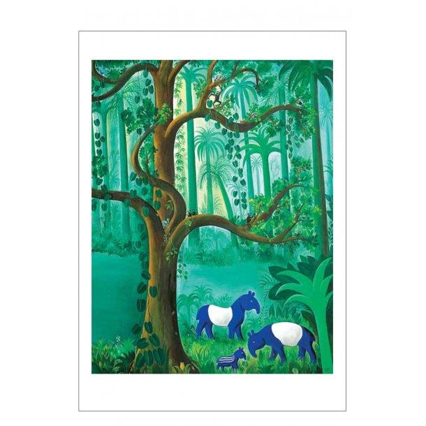 Scherfig, Det store træ