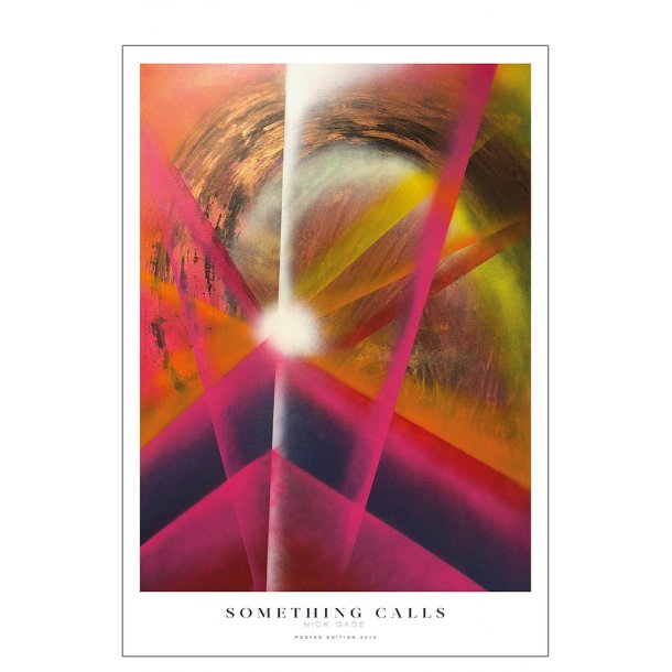 Something calls - The poster edition