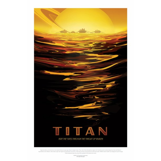 NASA, 8. Titan